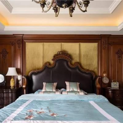 长沙全房实木定制配送安装、实木衣柜、护墙板定制携手共赢
