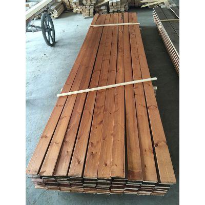 桑拿板制作方法-日照景致防腐木-常州桑拿板
