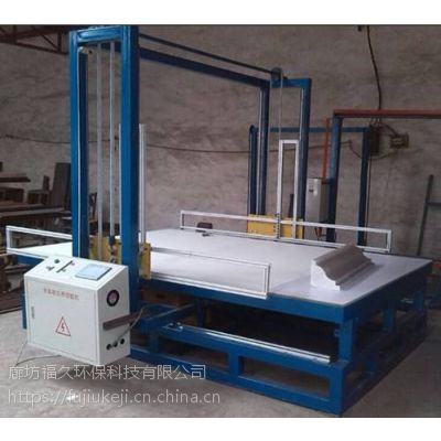 聚苯泡沫线条造型切割锯厂家造型切割机使用