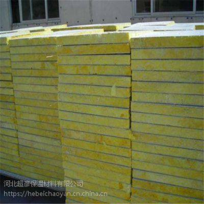 冀州市 水泥岩棉外墙复合板4个厚报价销售