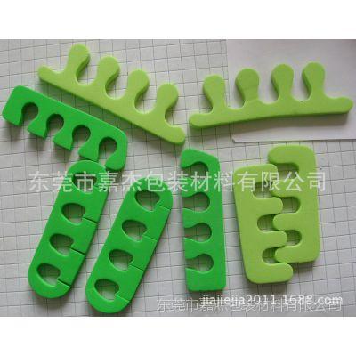 环保EVA分趾器,EVA泡棉分指器,彩色泡棉分指器,高档美甲工具