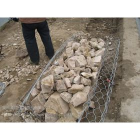 武汉河道防护格宾网 防汛铝合金石笼网价格 鑫隆铅丝网笼厂家批发