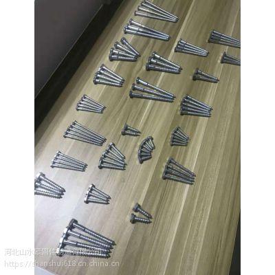 木螺丝、六角木螺丝、木箱专用钉、快速钉、DIN571
