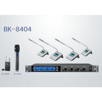 音响设备 珑鹂声 厂家直供 无线会议话筒BK-8404