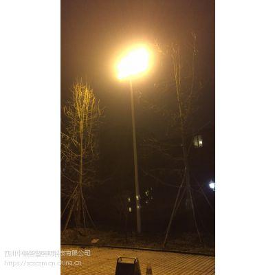 成都高杆灯生产厂家丶德阳20m升降路灯厂-中晨智慧照明