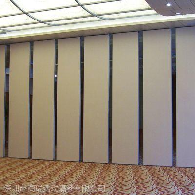 供应酒店大厅隔断屏风 坪山折叠式隔断定制