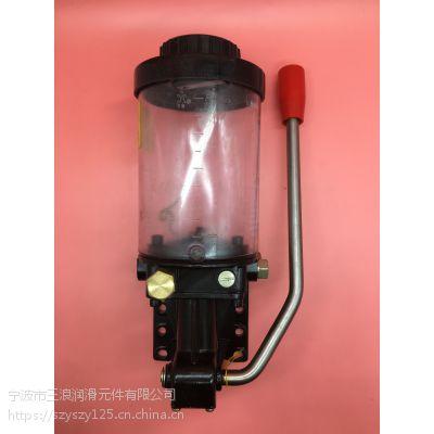 XEP100A手动集中润滑装置