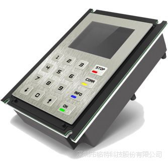PCI密码键盘加密键盘EPP及LCD显示屏