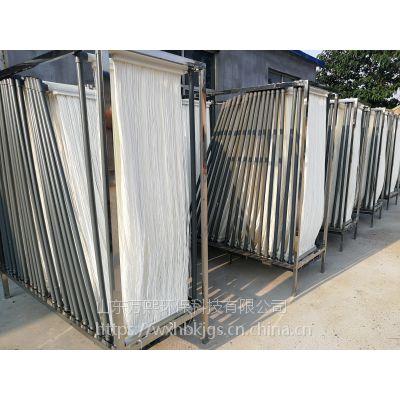 新农村建设MBR膜污水处理反应器寿命长价格美丽厂家直供万熙PVDF材质