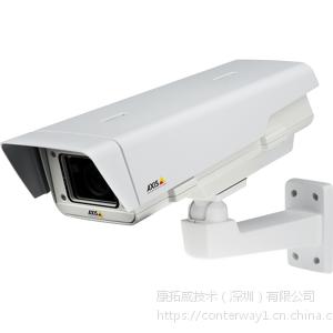 AXIS安讯士P1354-E网络摄像机Lightfinder(觅光者)技术720P