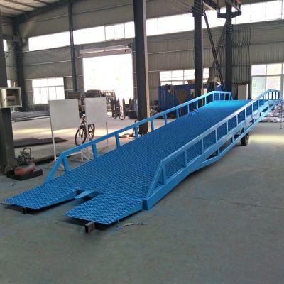 20吨登车桥 移动式液压升降装卸平台 坡道过桥生产厂家