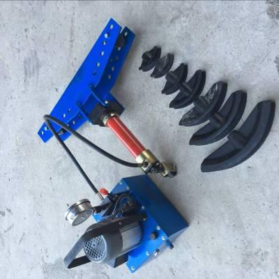 电动液压弯管机 90度圆管折弯机 产品无缺陷