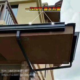 辽宁大连PVC落水管塑料落水管