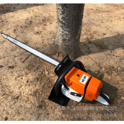 轻便式断根取苗机 不伤根系的挖树机 大树小树可以挖的起树机