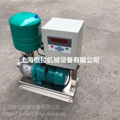 热水供水泵 德国威乐MHI404 不锈钢变频增压泵