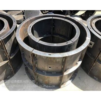 检查井钢模具型号-检查井钢模具使用说明