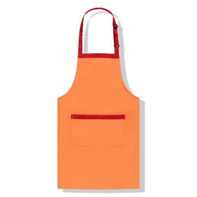 新品拼接调节扣单肩抗污家用餐厅单肩围裙
