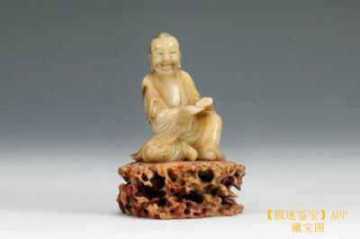 佛像收藏:陶制的达摩祖师像有收藏价值吗?