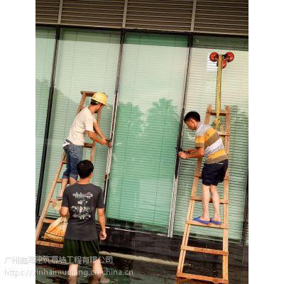 广州更换超长超白超宽落地玻璃+高层幕墙玻璃更换换完后收费