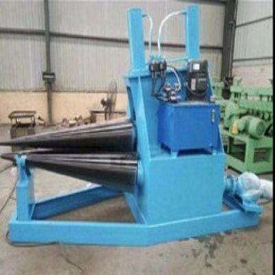 锥形卷板机电动三辊卷板机供应