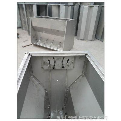 双面不锈钢料槽满足你养猪需求环保节能省料