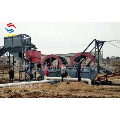 荆门山沙破碎洗沙机,根据不同原料沙定做设备