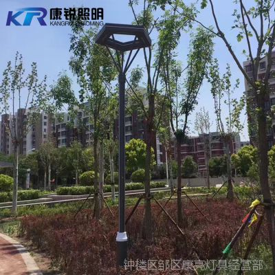 防水led景观灯庭院灯3米超亮户外道路草坪花园小区别墅铝型材路灯