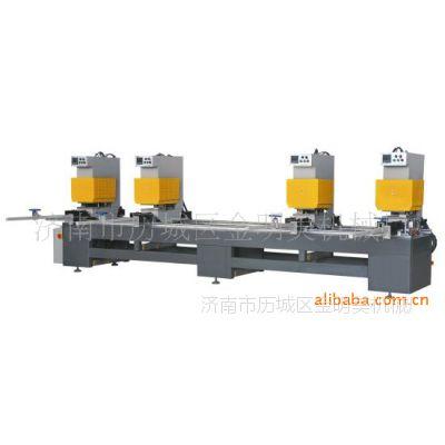 厂家供应济南塑钢无缝焊接设备 彩色塑钢门窗焊机价格