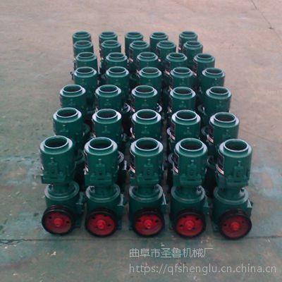 供应养殖厂颗粒机 家用饲料压粒机 圣鲁秸杆颗粒机