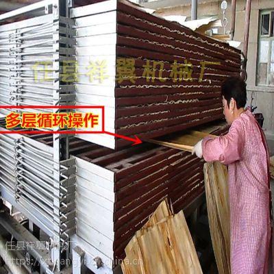 专业制造盘式单板干燥机 多层板烘干机批发