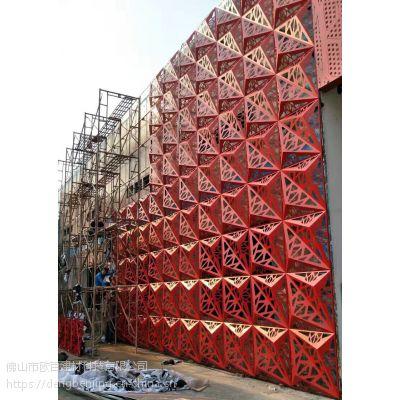 威海造型铝单板外墙装饰原装现货