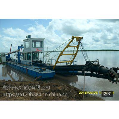 水域清淤船 港口疏浚设备 河道清淤船 选科大