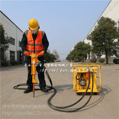 思拓瑞克ST13-30型液压动力站 为各种小型液压工具提供可靠液压动力 汽油柴油泵站