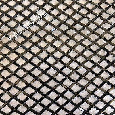 316六角型冲孔不锈钢金属板网 吊顶墙面装饰