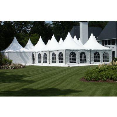 供应德国技术生产的欧式尖顶帐篷多种尺寸支持定制