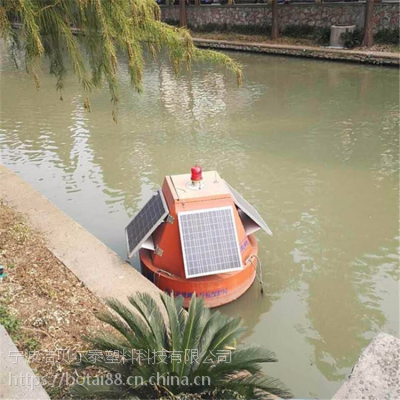 内湖水质监测神器塑料浮标生产厂家