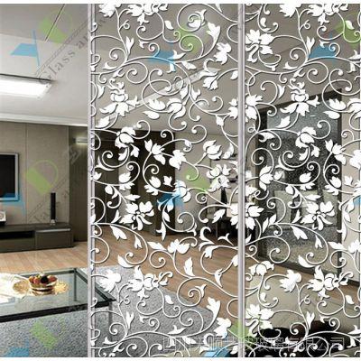 艺术玻璃加工定制定做钢化玻璃彩色玻璃夹胶玻璃夹丝玻璃中空玻璃