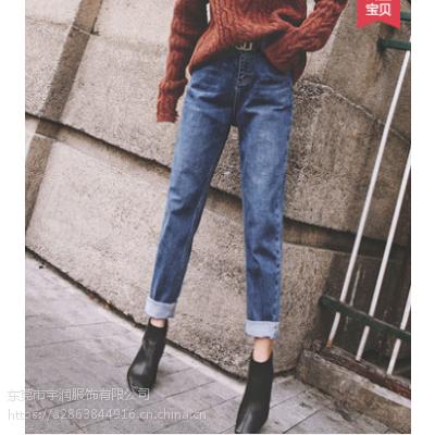 便宜几块钱牛仔裤杂款时尚韩版女士九分裤休闲裤便宜牛仔裤清仓2-5元尾货