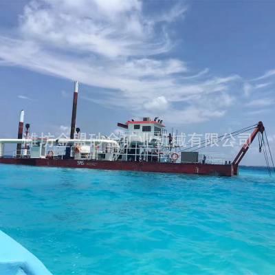 南充六寸环保绞吸船的挖掘深度以及排距