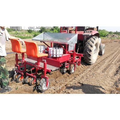 中国农机展潍坊市成帆农业装备 树苗移栽机