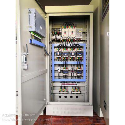 CCCF消防控制柜/55KW星三角降压启动/消防巡检柜/浙江水泵控制柜厂家