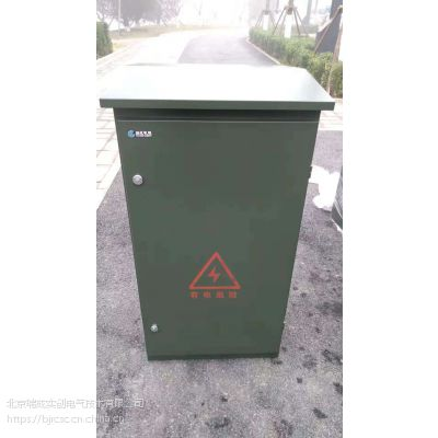 现货厂家直销19英寸室外机柜22U防水箱监控户外防雨箱
