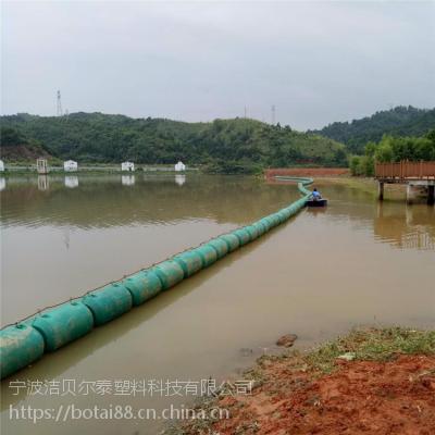 新型拦污排拦漂浮筒生产厂家