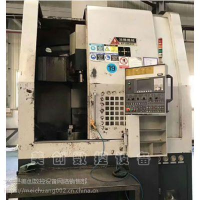 油机KV-600ATC数控立车【美创数控】