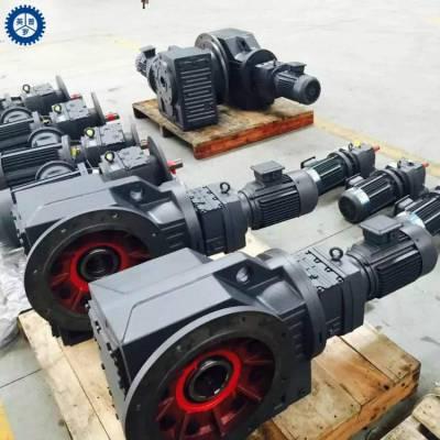 抽油机专用减速机,KF77-97.05-1.1KW,泰兴精密小型减速机大全
