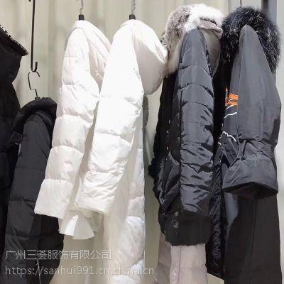 黄慧玲杭州品牌折扣女装批发专卖店正品剪标货源