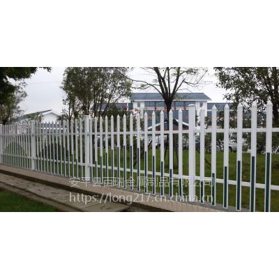 pvc塑钢围栏-围墙防护栏价格-草坪绿色护栏网