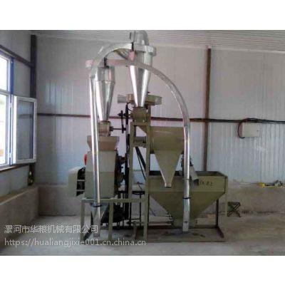 日产12吨小型小麦面粉机械