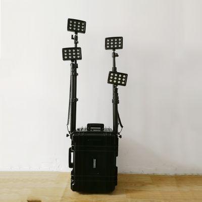 亮聚福OBS139便捷式移动照明系统 4*36WLED升降灯 户外应急抢险工作灯