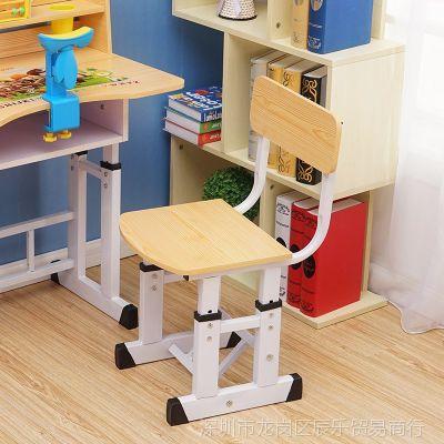 小学生学习椅子可升降写字椅软面靠背矫正坐姿书椅家用儿童凳子